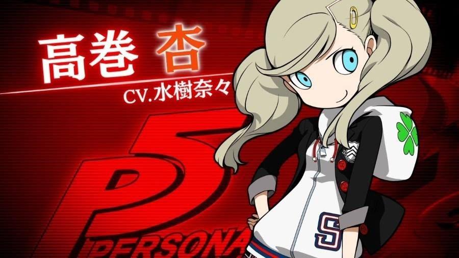 Persona Q2 Ann Takamaki - Gamers Heroes