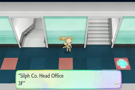 Pokemon Let's Go Silph Co Building Guide