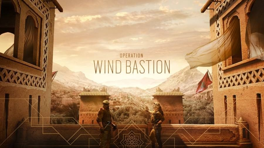 Rainbow Six Siege Operation Wind Bastion - Gamers Heroes (2)
