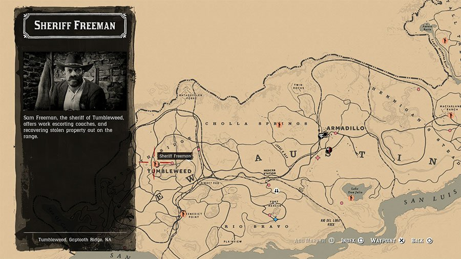 Red Dead Online Free Roam Missions Guide