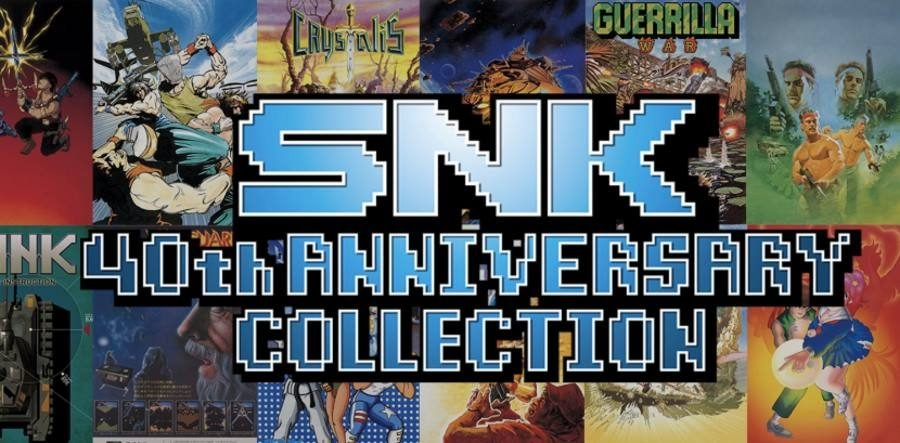 SNK 40th Anniversary Collection - Gamers Heroes