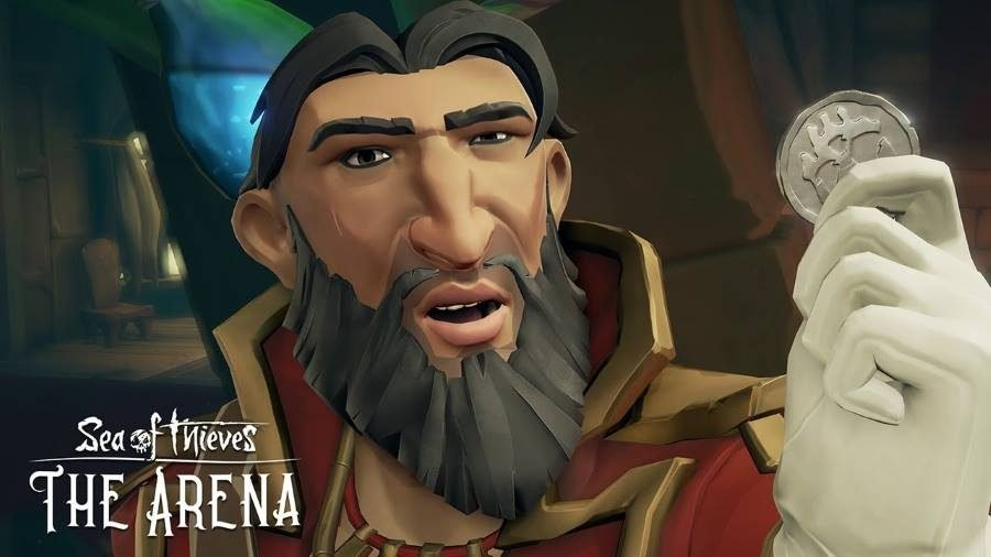 Sea of Thieves The Arena - Gamers Heroes