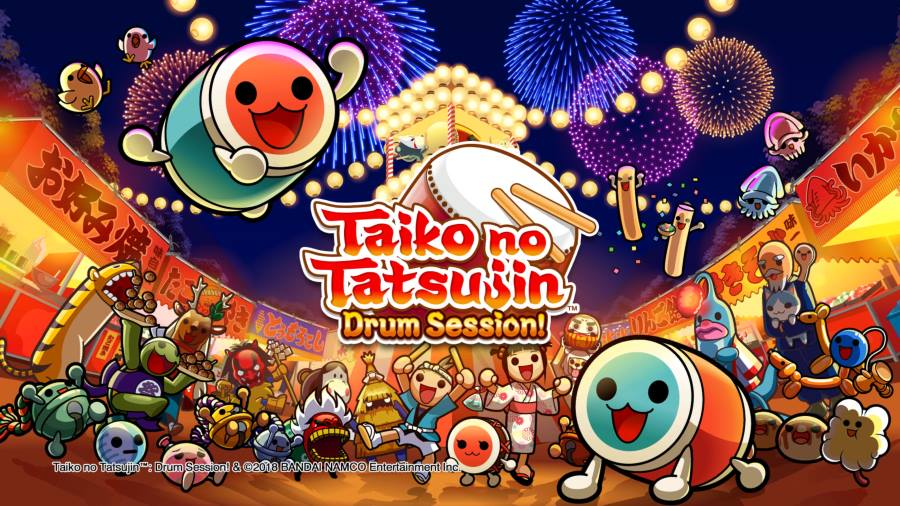 Taiko no Tatsujin: Drum Session - Gamers Heroes