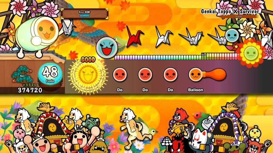Taiko no Tatsujin Drum Session - Gamers Heroes