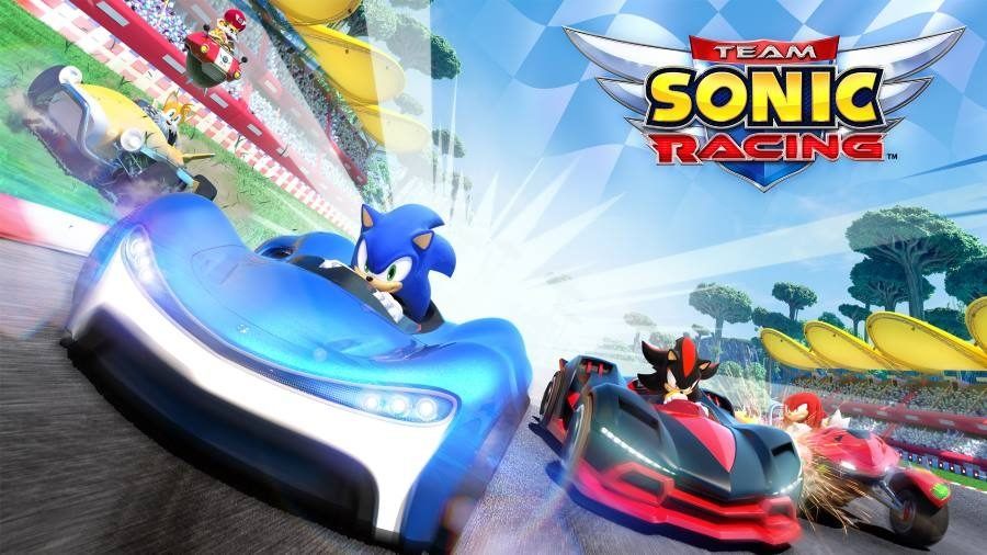 Team Sonic Racing - Gamers Heroes