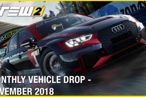 The Crew 2 November Vehicle Drop Detailed