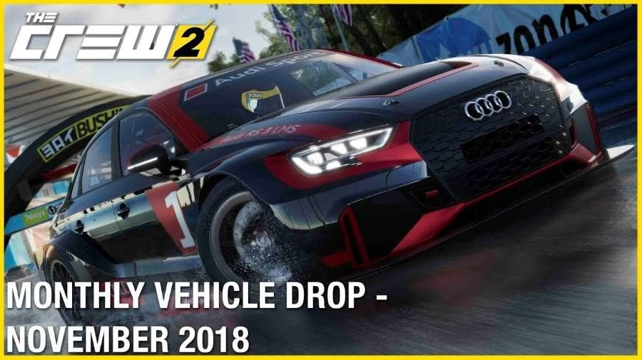The Crew 2 November Vehicle Drop - Gamers Heroes