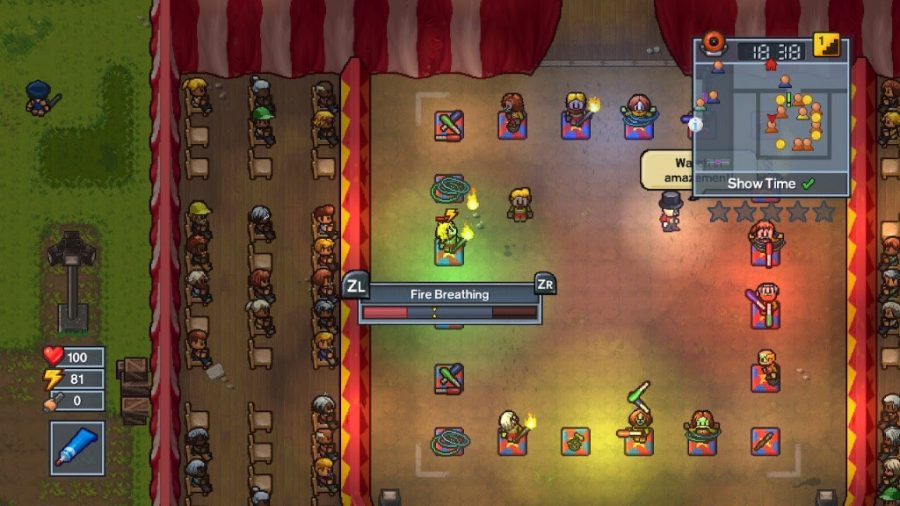 The Escapists 2 Big Top Breakout - Gamers Heroes