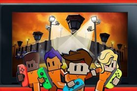 The Escapists 2 on Nintendo Switch DLC Now Available
