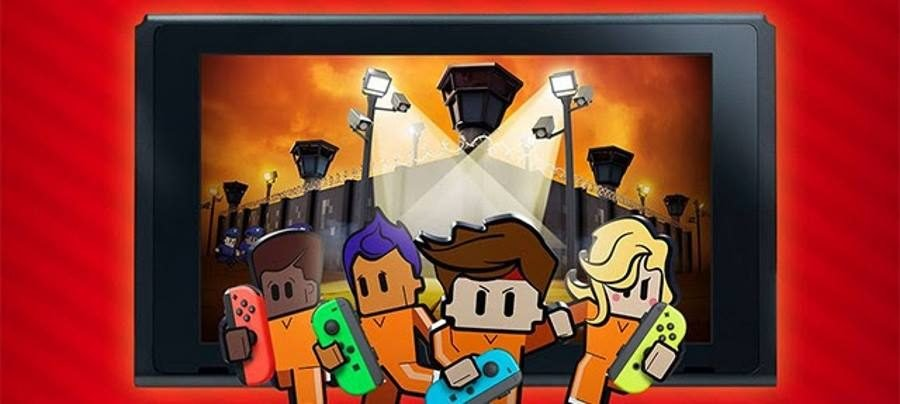 The Escapists 2 Nintendo Switch - Gamers Heroes