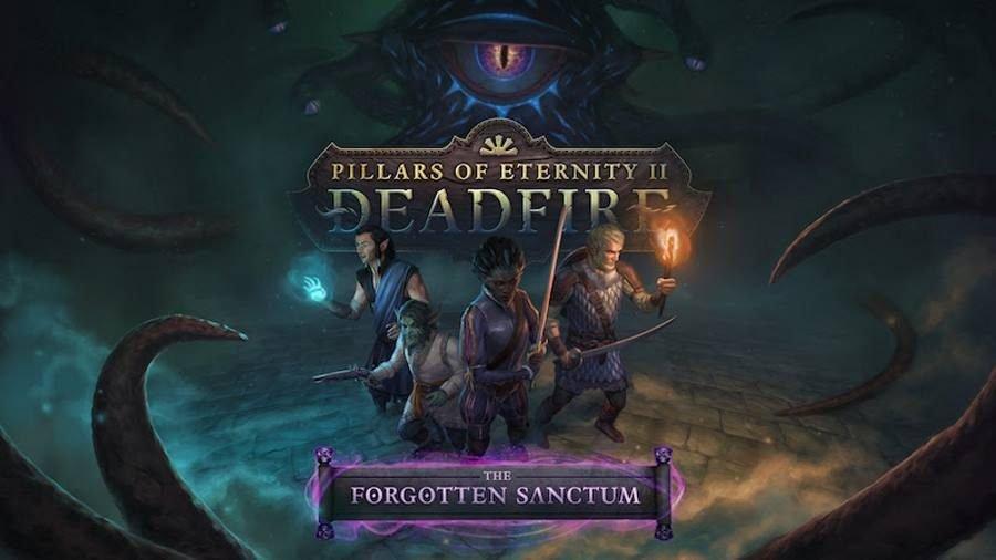 The Forgotten Sanctum- Gamers Heroes
