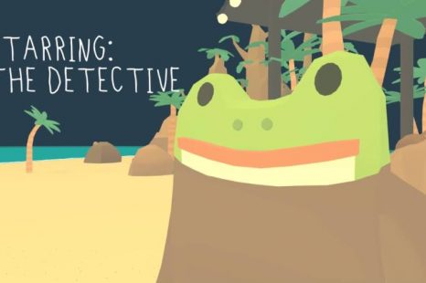 The Haunted Island, a Frog Detective Game Review