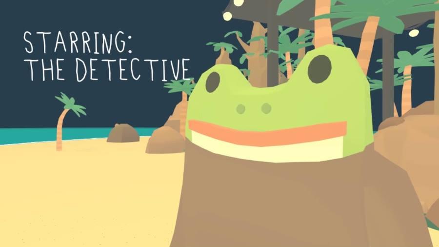 The Haunted Island - Gamers Heroes