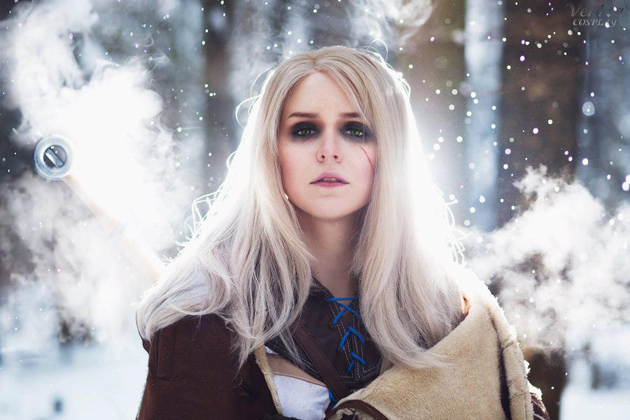 The Witcher 3 Ciri Cosplay - Gamers Heroes