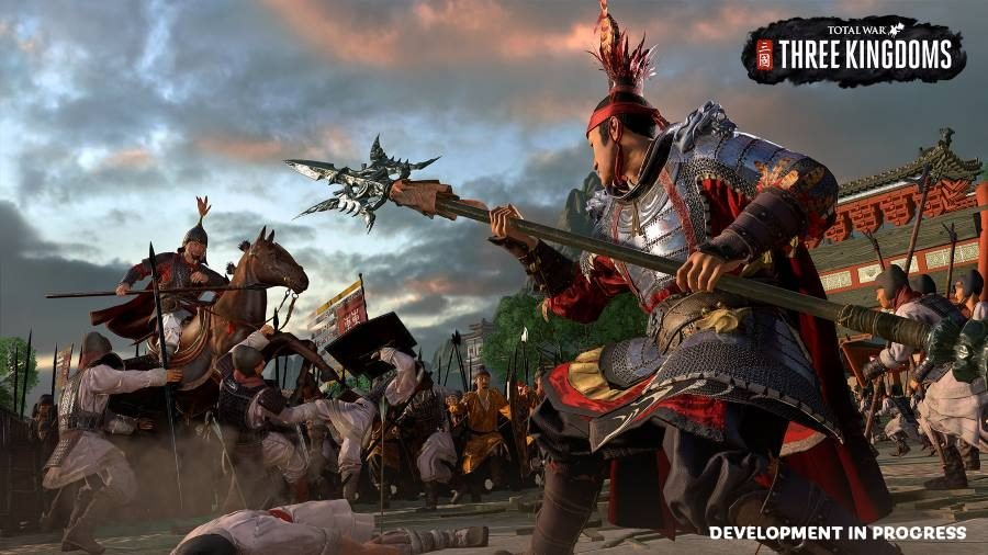Total War Three Kingdoms - Gamers Heroes