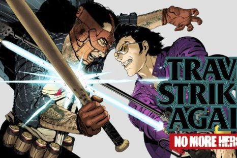 """Travis Strikes Again: No More Heroes Gets """"Coffee and Doughnuts"""" Trailer"""