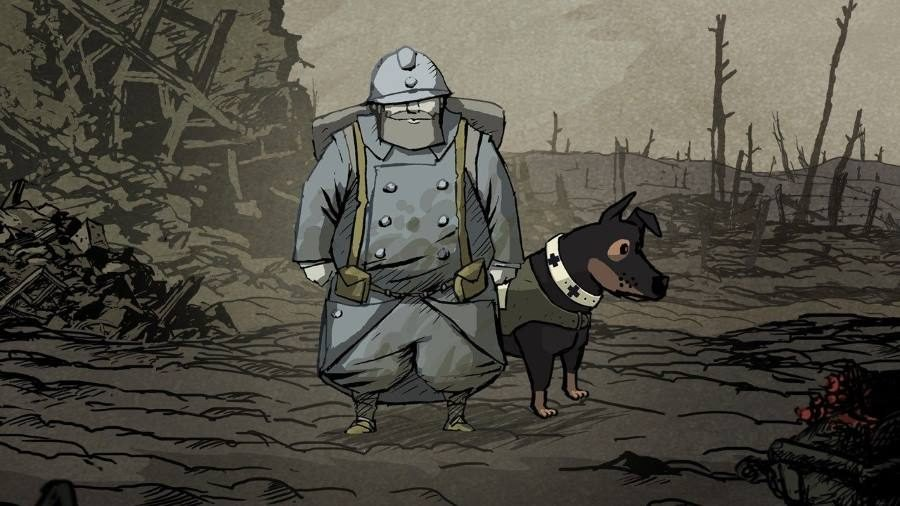 Valiant Hearts The Great War - Gamers Heroes