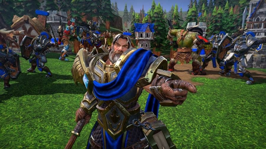 Warcraft III Reforged - Gamers Heroes