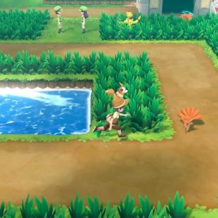 Where To Find Abra In Pokemon Let's Go Pikachu & Eevee