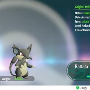 Where To Find Alolan Rattata In Pokemon Let's Go Pikachu & Eevee