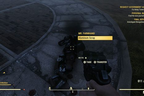 Where To Find Aluminum Scraps In Fallout 76