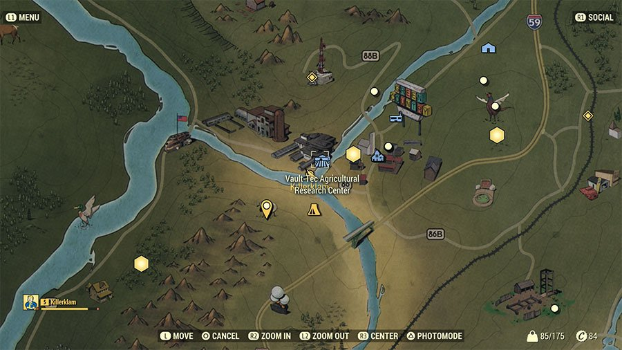 Where To Find Aluminum In Fallout 76 Location