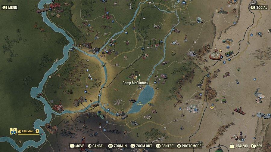 Where To Find Ballistic Fiber In Fallout 76 Location
