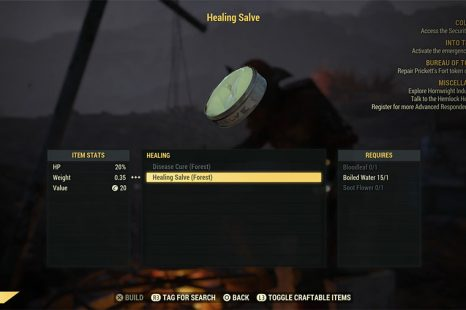 Where To Find Bloodleaf & Soot Flower In Fallout 76