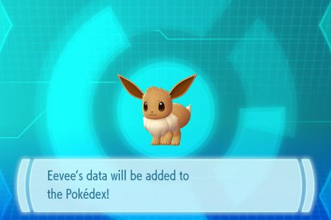 Where To Find Eevee In Pokemon Let's Go Pikachu