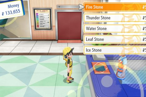 Where To Find Evolution Stones In Pokemon Let's Go Pikachu & Eevee