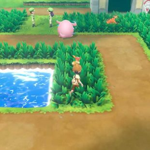 Where To Find Vulpix In Pokemon Let's Go Eevee