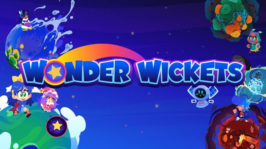 Wonder Wickets - Gamers Heroes