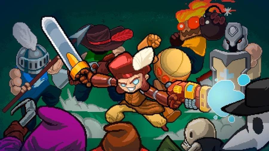 Woodpunk - Gamers Heroes