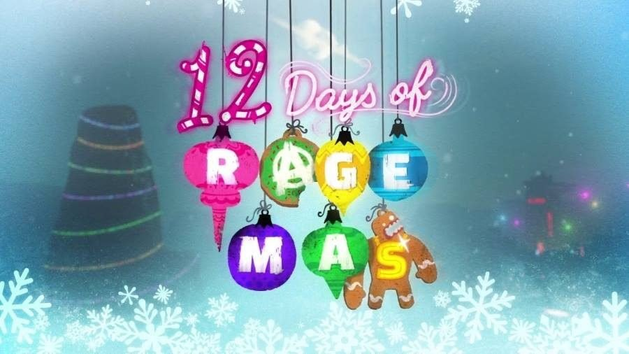 12 Days of Ragemas - Gamers Heroes