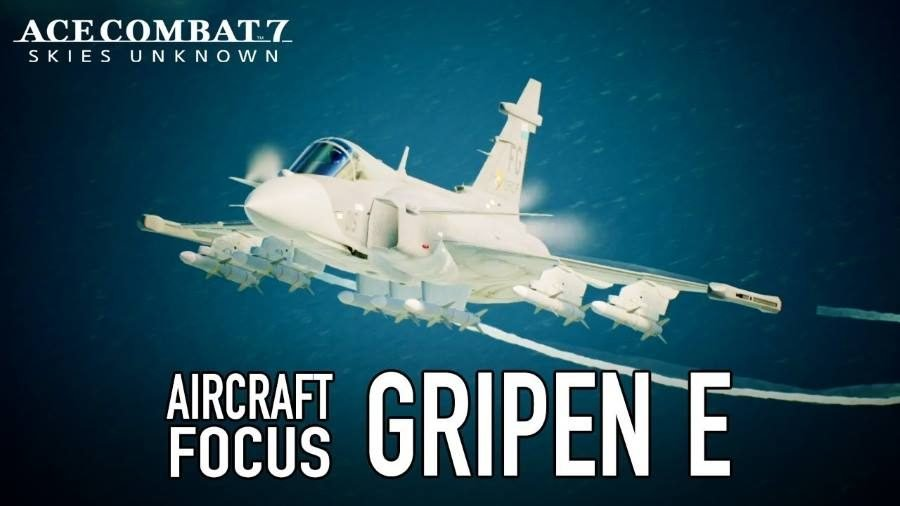 Ace Combat 7 Gripen E - Gamers Heroes