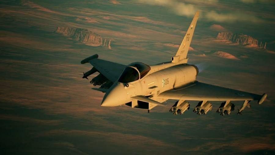 Ace Combat 7 Typhoon - Gamers Heroes