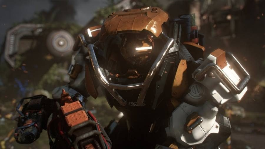 Anthem The Game Awards - Gamers Heroes