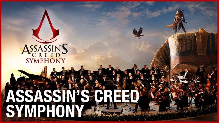 Assassin's Creed Symphony Announced - GamersHeroes