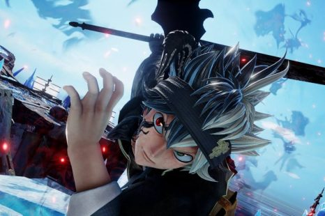 Black Clover's Asta Coming to Jump Force