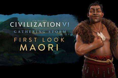 Civilization VI: Gathering Storm Gets First Look at Maori