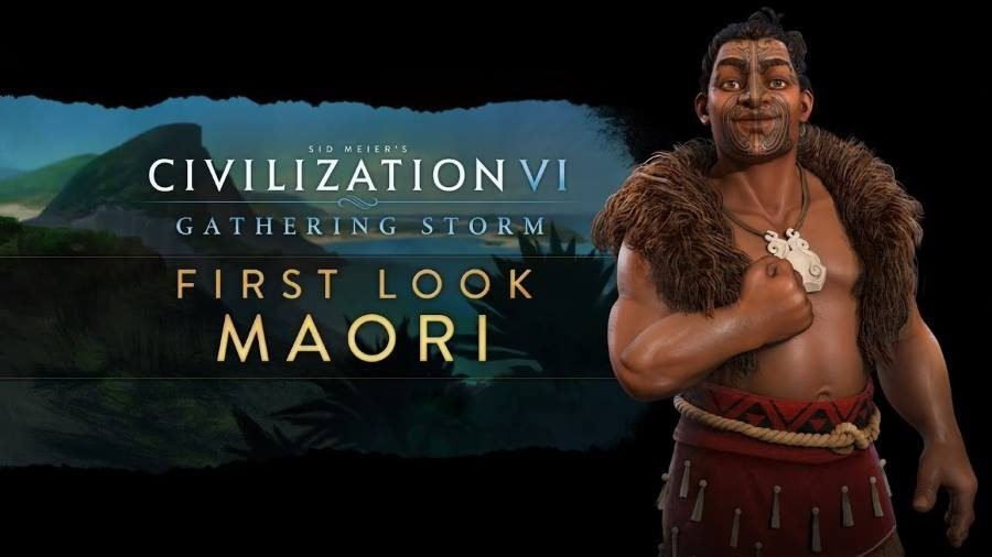 Civilization VI Maori - Gamers Heroes
