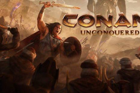 Conan Unconquered Announced