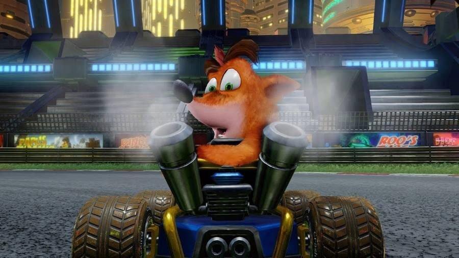Crash Team Racing Nitro Fueled - Gamers Heroes