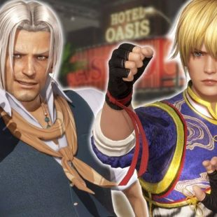Brad Wong and Eliot Coming to Dead or Alive 6
