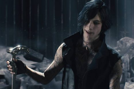 Devil May Cry 5 Gets New V Trailer