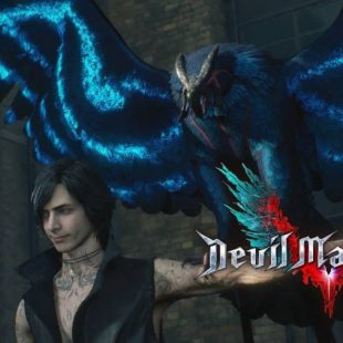 Devil May Cry 5's V Gets New Trailer