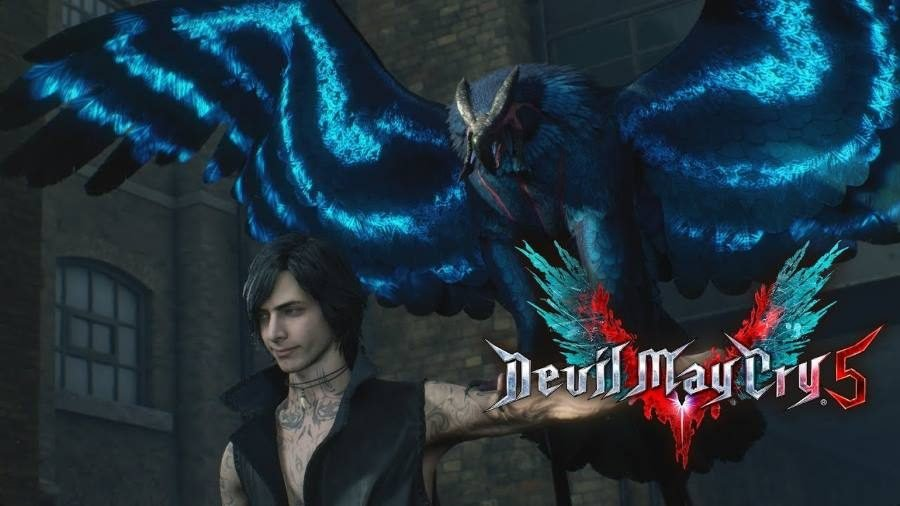 Devil May Cry 5 V - Gamers Heroes