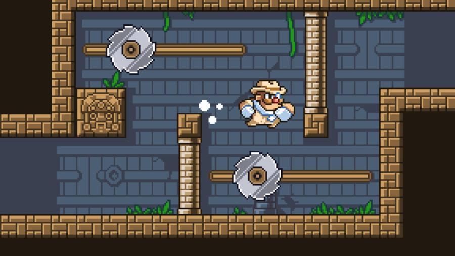 Duke Dashington Remastered - Gamers Heroes