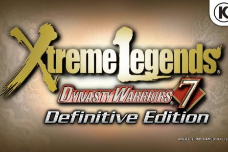 Dynasty Warriors 7: Xtreme Legends Definitive Edition Now on Steam