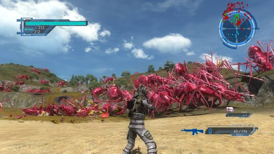 Earth Defense Force 5 - Gamers Heroes